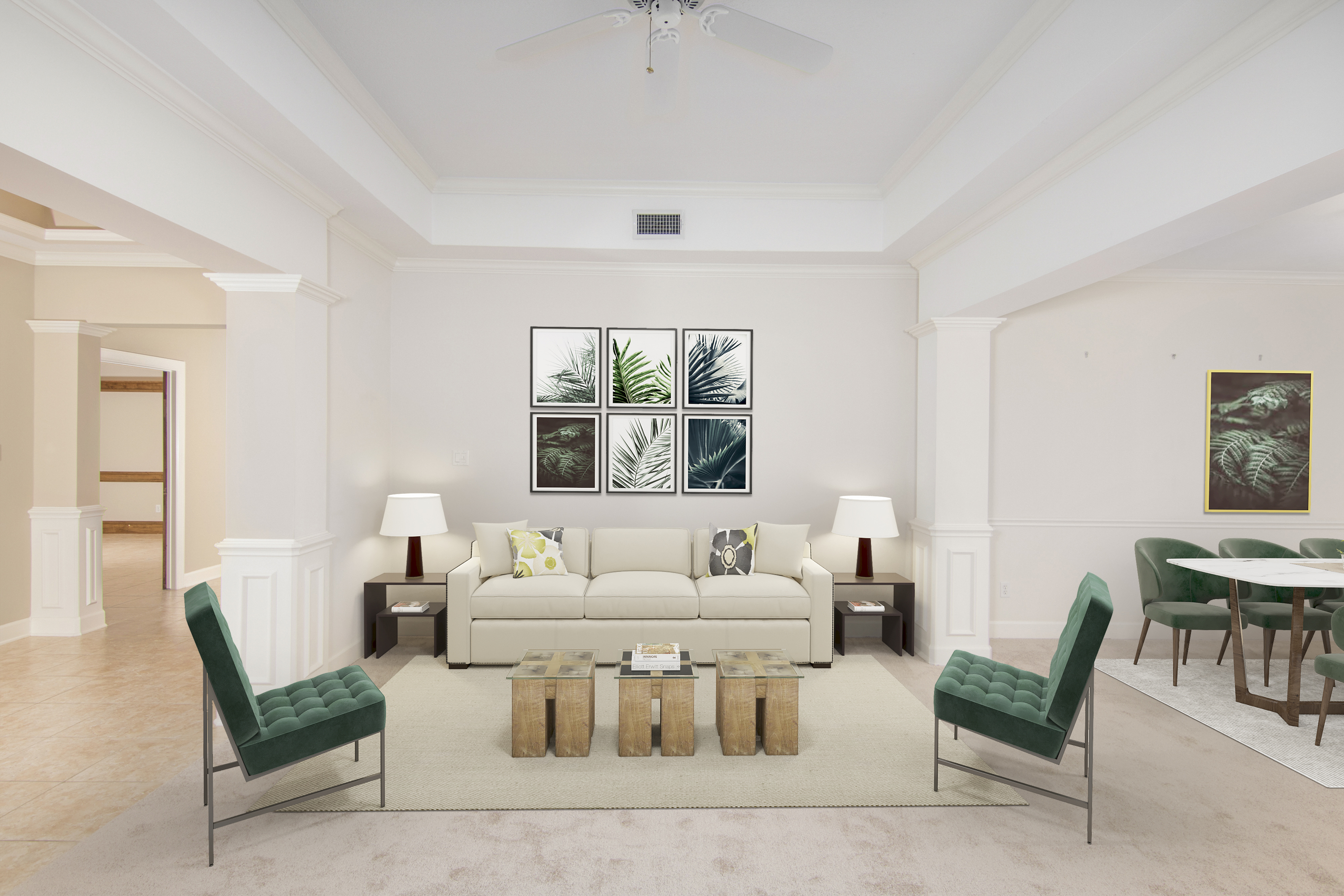 virtual staging photography for   real estate